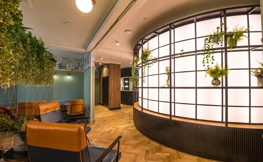 Australia's First Capsule Hotel Opens in Sydney and It's Luxe!