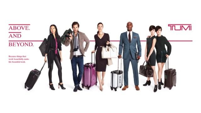 TUMI - bagages & sacs - sponsor de la Luxury Jewelry's Cup - Mille Mariages