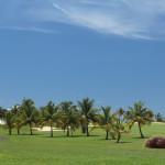 Golf de Saint François - Guadeloupe.