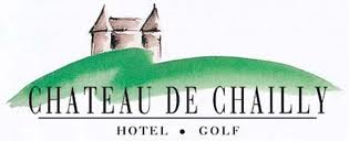 LOGO GOLF CHATEAU CHAILLY