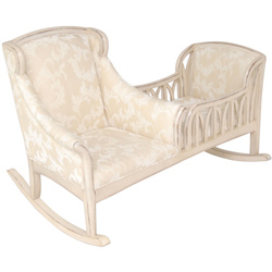 rocking chair cradle mexican painted chairs shop for patricia rocker at luxurylamb com