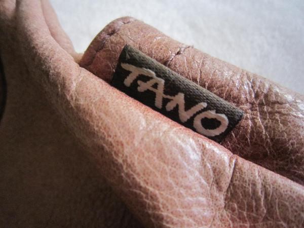 Tano Leather Hobo Bag-5