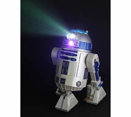 proyector R2D2 2