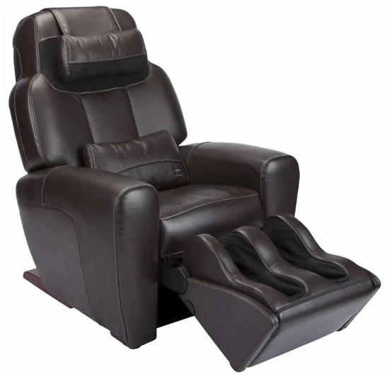 The AcuTouch 9500 Massage Chair is touted to be the world
