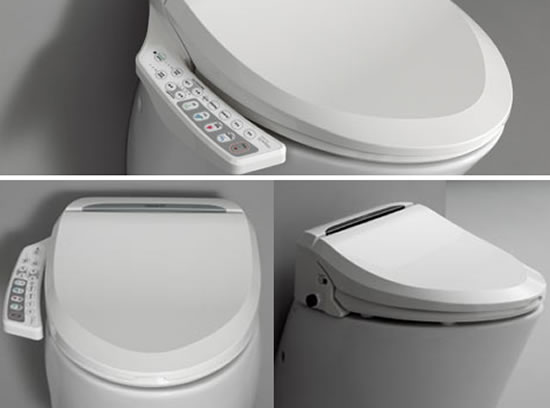 Aqualet By New Linea Italia Renders A Hi Tech Makeover For The Bathroom