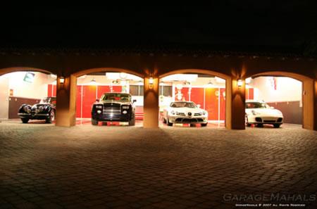 GarageMahal offer customized garages