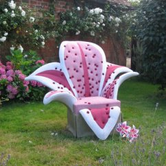 Chair Design London Proma Dental Add A Dash Of Nature To Your Home With Flower Sculpture Chairs