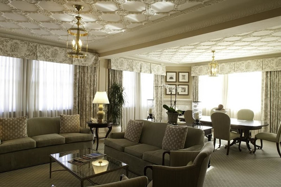 A Look Inside The Best Presidential Suites Of Washington D