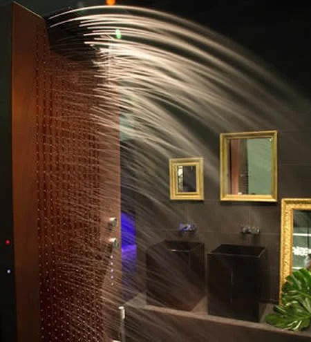 Aquapura Showera designer delight from Fantini