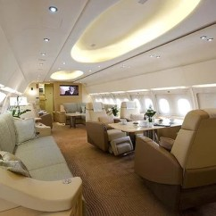 2 Seater Red Leather Sofa Bed Springs Vs Foam Peek Inside The $87 Million Airbus Acj319