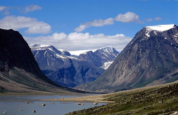 Trekking the Canadian Arctic is certainly among the world's most extreme adventures