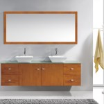 Pros And Cons Of Single And Double Mirrors For Double Sink Vanities Luxury Living Direct Bathroom Vanity Blog Luxury Living Direct