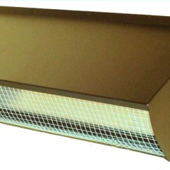 Kitchen Exhaust Vent Wall Cap White Cabinets Ideas Wind Proof And Pest Vents With Spring Seal ...