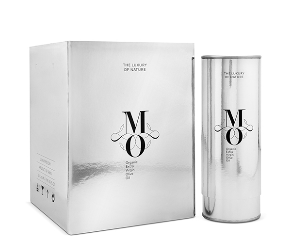 Aceite ecológico MO Pack 4 estuches de 200 ml