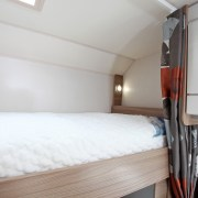 Swift Escape 696 6 Berth - Front Bed