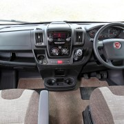 Swift Escape 696 6 Berth - Drivers Seat