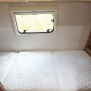 Swift Escape 696 6 Berth - Rear Internal Bed