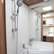 Swift Escape 696 6 Berth - Shower