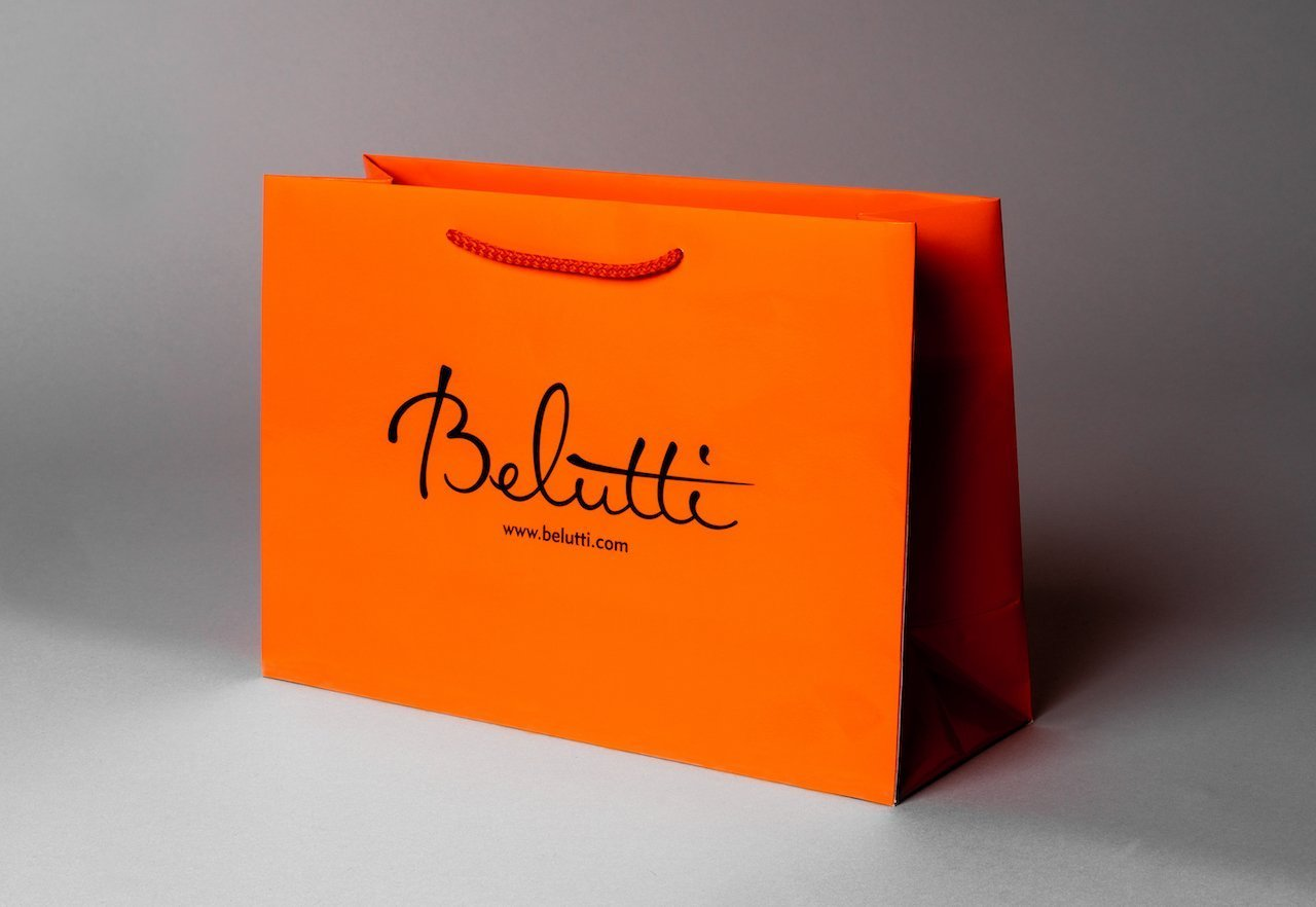 Belutti - Laminated Paper Bag