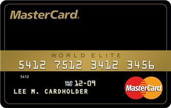哪位高人有萬事達世界卡啊 到底什么樣子啊-國內信用卡-飛客茶館旅行網