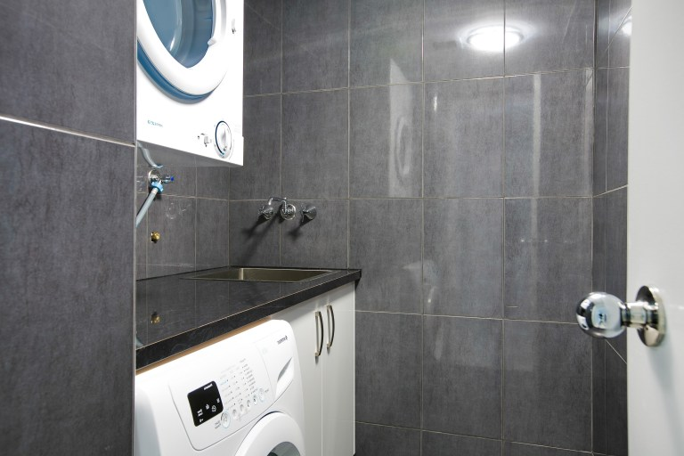 Cairns Luxury Seafront Apartment Laundry