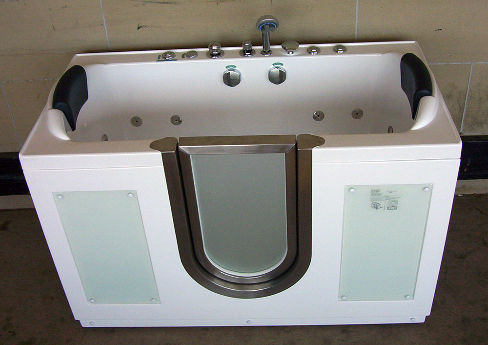 Luxury Spas and Whirlpool Bathtubs  WI08 WALK IN TUB