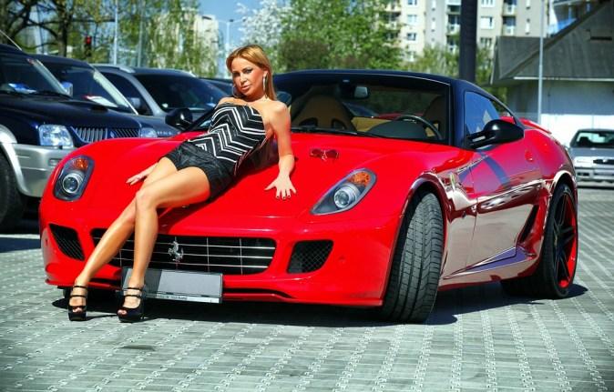 Hire Exotic car