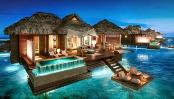 The Most Spectacular Hotel Rooms In The World With Private - Rooms with pools