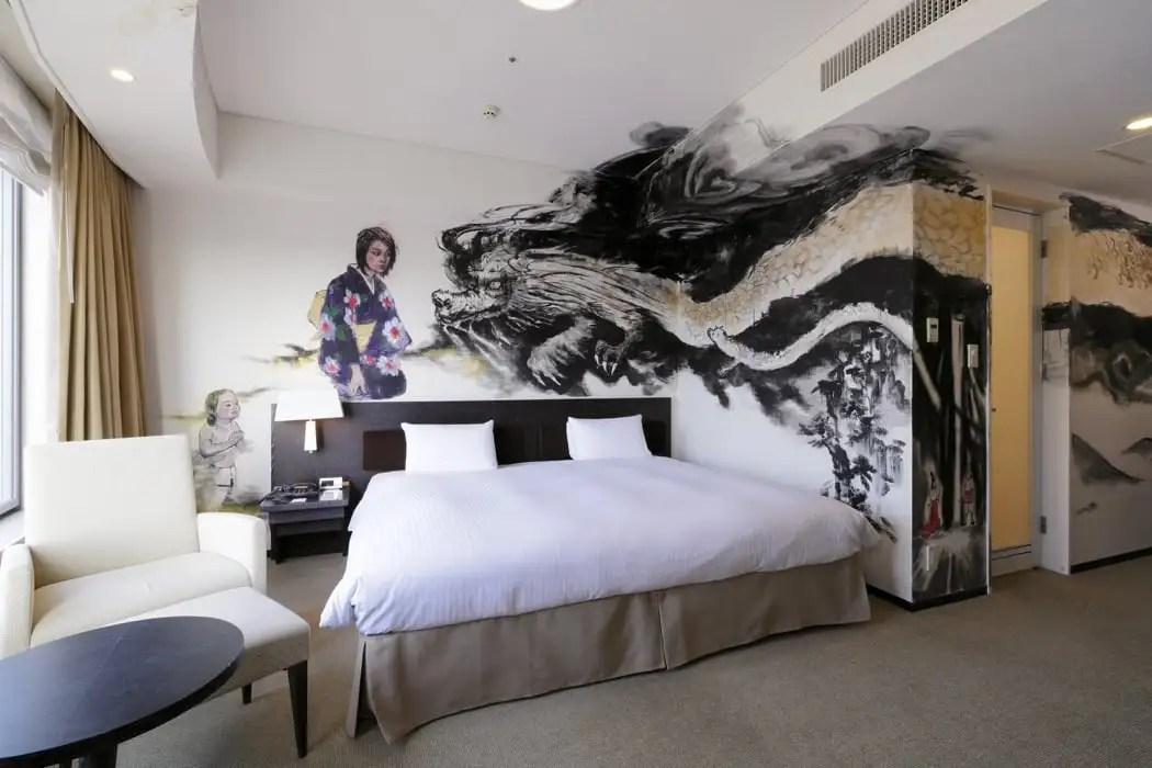 Review Park Hotel Tokyo  Artistic Rooms With Amazing Views  Hotels  Accommodation  Luxury