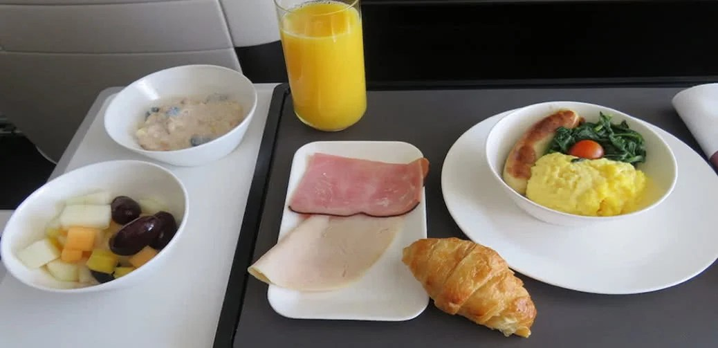 Top 10 Best Airlines In The World For In-Flight Food