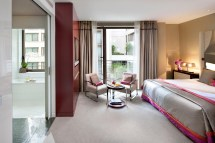 Mandarin Oriental Asian Zen Luxury Hotel In Paris