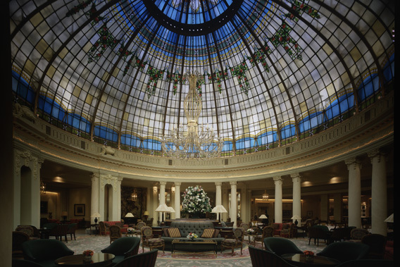 The Westin Palace Madrid Spain 5 Star Luxury Hotel