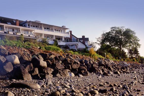 Sooke Harbour House - British Columbia. Canada