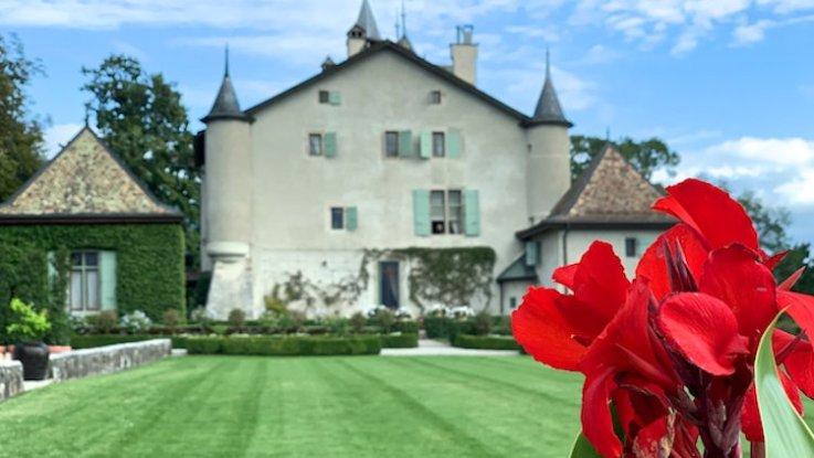 Châteaux du Crest