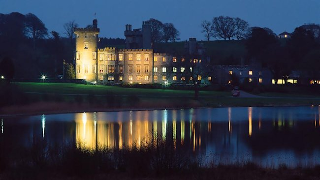 Dromoland Castle Offers Special Holiday Packages