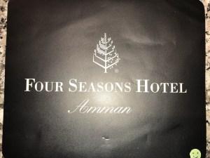 Amman Jordan Mousepad Four Seasons