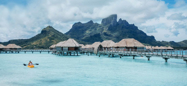Four Seasons- Ocean Cabanas