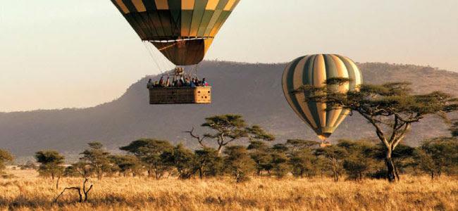 four seasons air balloons