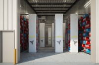Office space - Luxury Warehouse Storage