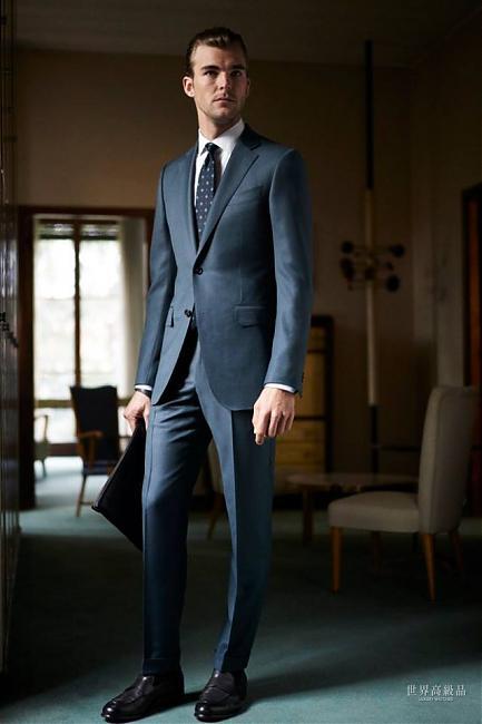 從西裝演進史看時下西服形式 - 世界高級品 LuxuryWatcher