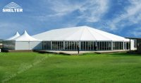 Marquee Roof & White Tent