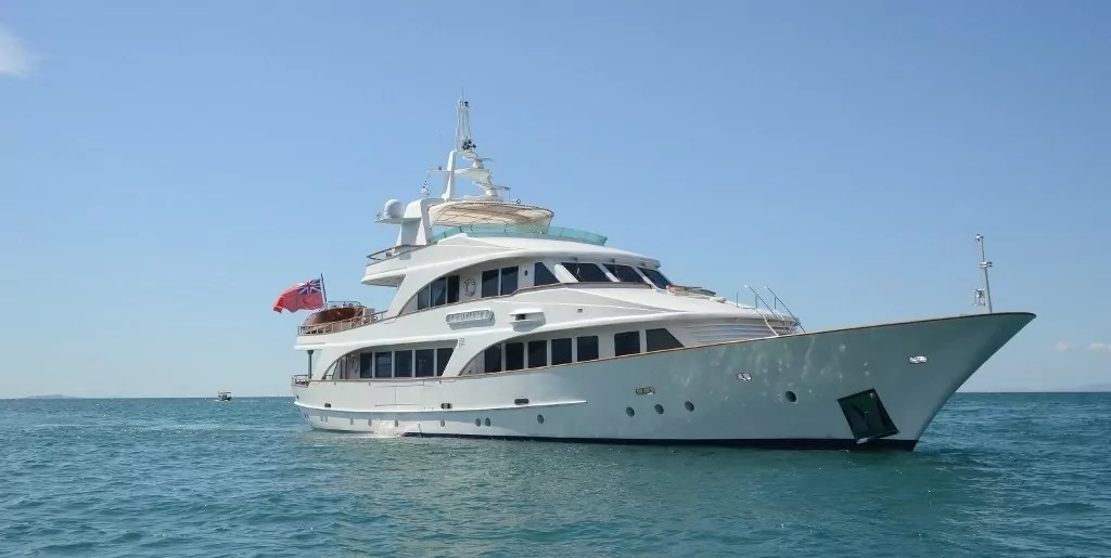 Luxury Yacht Charters Crewed Motor Yacht And Sailing