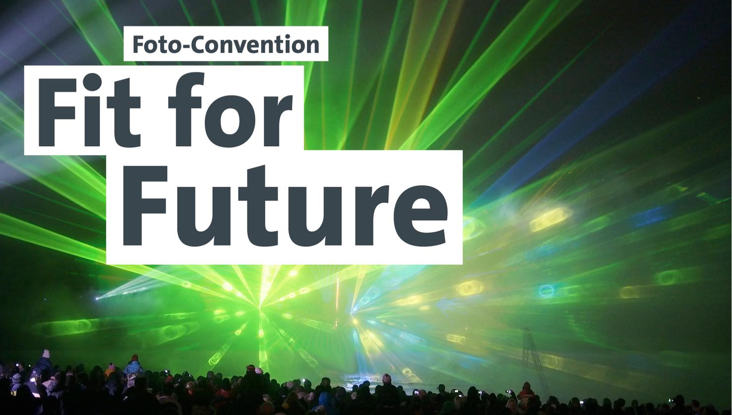 Foto Convention »fit for future«