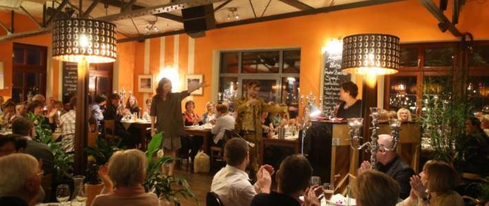 MATS-UP im Restaurant CarLo