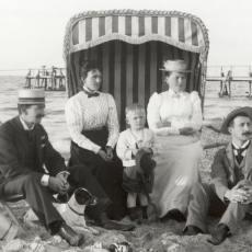 Strandkorb in Kühlungsborn
