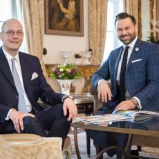 Grand Hotel Heiligendamm unter neuer Leitung mit Thilo Mühl