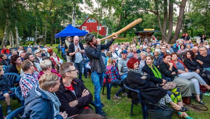 Konzertreihe Naturklänge in Dierhagen