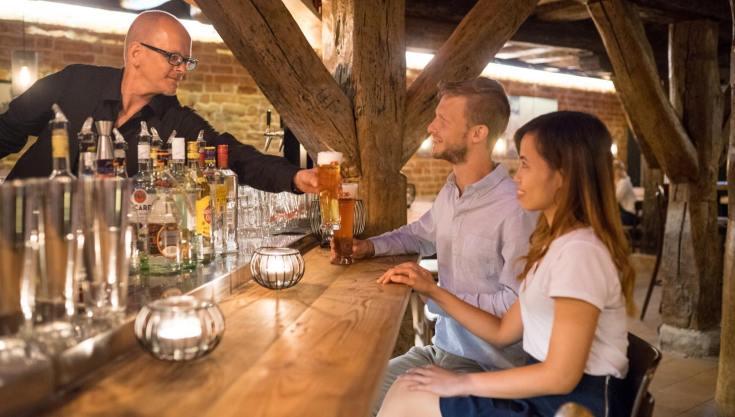 Das Brauhandwerk ist in Stralsund seit 800 Jahren verwurzelt