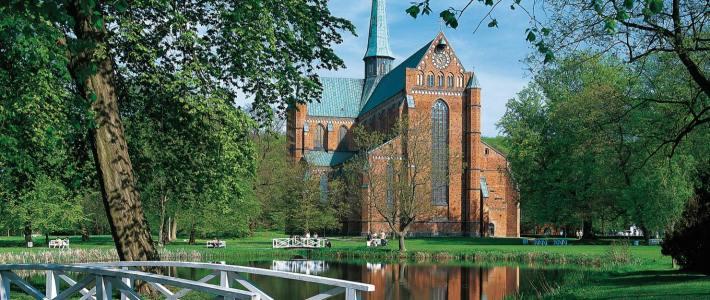 aus Ziegelsteine der Doberaner Münster