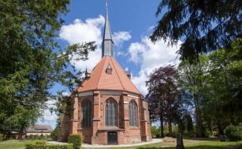 St. Gertrud-Kapelle Wolgast